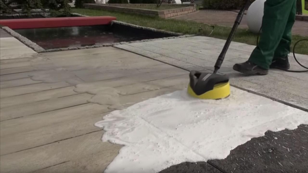 Pielęgnacja tarasu z płyt betonowych