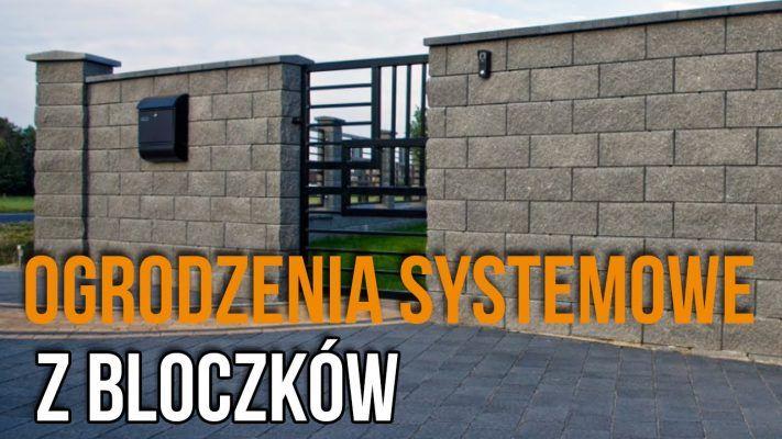Ogrodzenia Systemowe Betonowe – Novum Stone Expert Katowice