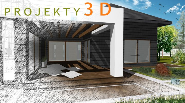 Projekt ogrodu 3D. Poznaj Wszystkie etapy aranżazcji wokół domu