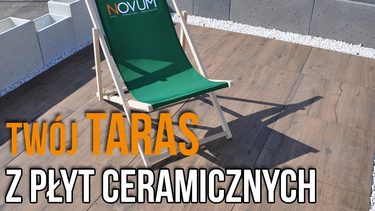 Gres Porcelanowy na Taras Firmy Marazzi