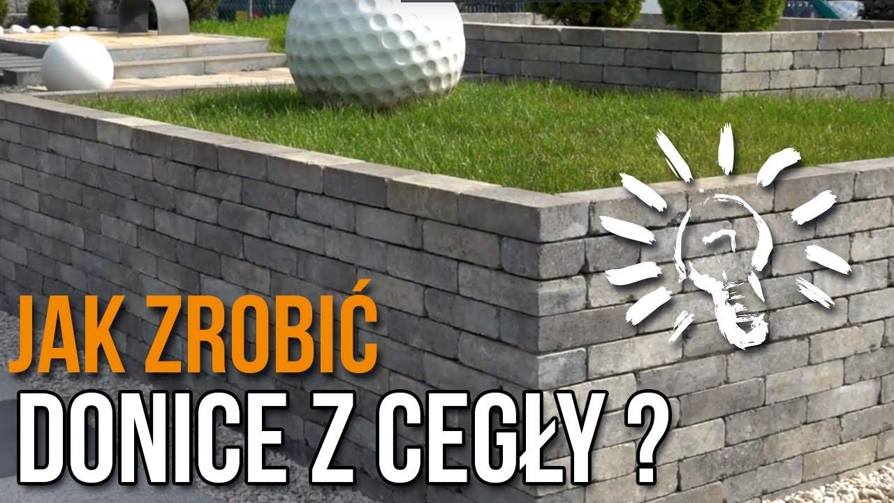 Jak Zrobić Donicę z Cegły Vario – Uniwersalne zastosowanie w kreowaniu przestrzeni